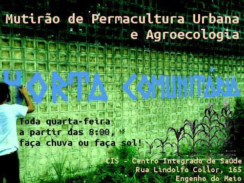 Mutirão Agroecologico